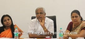 Mangaluru : Officials told to attend to rain hazards urgently
