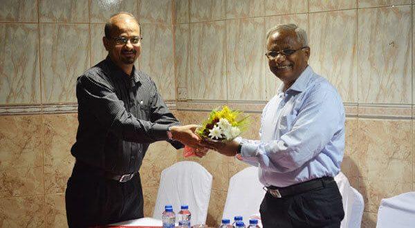 Dubai : J R Lobo invites NRIs to invest in Mangaluru, hopeful of NRI forum