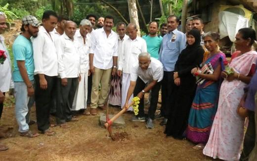 MLA Lobo initiates restoration works of 8 lakes in Mangaluru