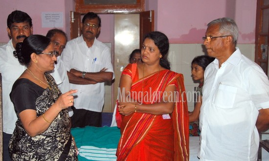 Mangalore: Lady Goschen is a Model Hospital in the State - MLA J R Lobo