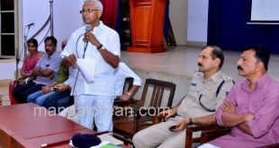 Safety of Students is our Priority - MLA Lobo